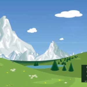 Animation Thumbnail Mountain