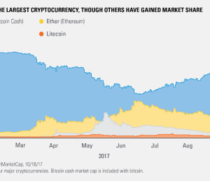 bitcoin-remains-the-largest-cryptocurrency